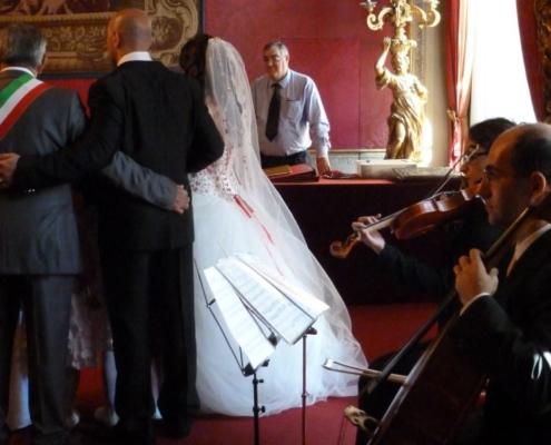 Matrimonio Civile - Firenze Classica